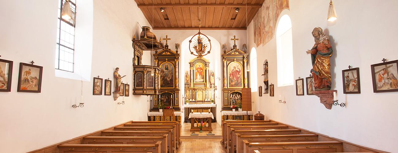 Pfarrei Esting